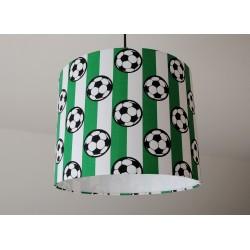 """Lampenschirm """"Fußball"""""""