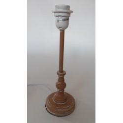 Tischlampenfuss Amrum (braun antik)