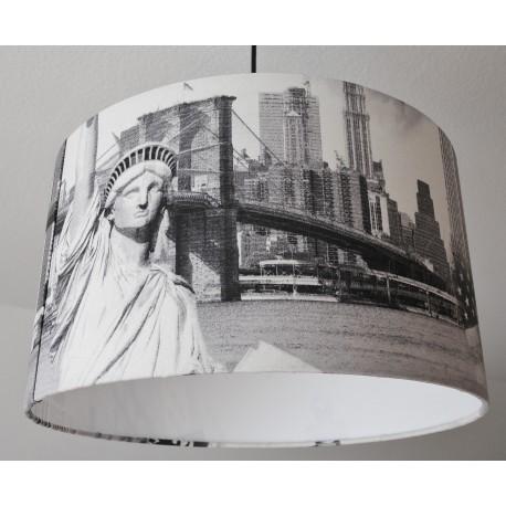 "Deckenlampenschirm ""New York"""