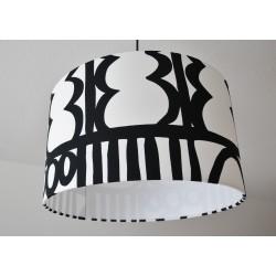 """Deckenlampenschirm """"Modern Art"""""""