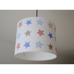 "Lampenschirm "" Stars"""