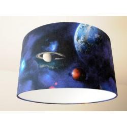 "Lampenschirm ""Universum"""