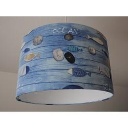 "Deckenlampenschirm ""Sealife"""