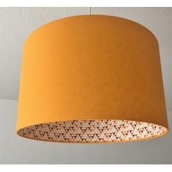 """Lampenschirm """"Dreiecke""""(Mango)"""