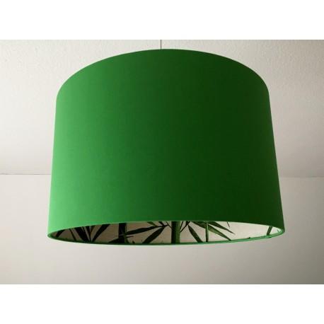"""Lampenschirm """"Bambus-Grün"""""""