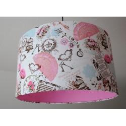 Deckenlampenschirm Mademoiselle Fleur