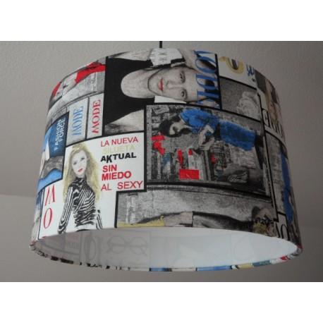 Lampenschirmaufhängung